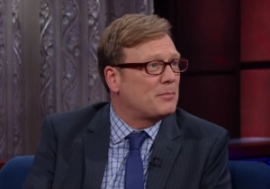 Andy Daly Recalls Editing The 'Review' Sex Tape Episode While Other Coffee Shop Patrons Looked On