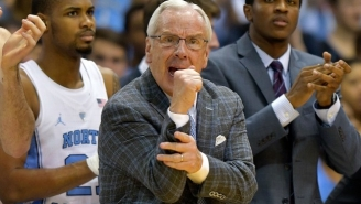 Roy Williams Randomly Mentioned That Donald Trump 'Tweets Out More Bulls**t Than Anybody'