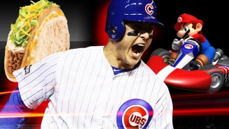 Anthony Rizzo On Video Games, The Bat Flipping Debate, And What Fast Food He Craves