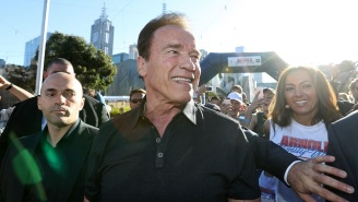 Arnold Schwarzenegger Defended The Special Olympics Against A Troll With An Amazing 'Teachable Moment'