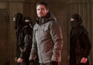 'Arrow' Faces A Checkmate On This Week's Geeky TV