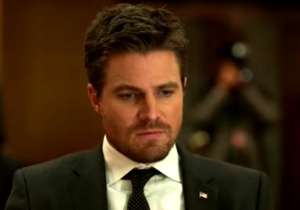 'Arrow' Fights Fire With Fire On This Week's Geeky TV