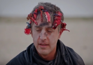 CNN's Reza Aslan Is Under Fire For Eating Human Brains On Television