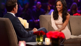 Last Night's 'Bachelor' Finale Gave Us One Of The Most Cringeworthy Live TV Moments Ever