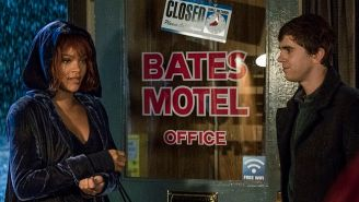 With Rihanna As 'Marion,' 'Bates Motel' Gets A Chance To Go 'Psycho'