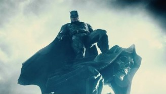 Another 'Justice League' Teaser Has Batman Blasting A Parademon