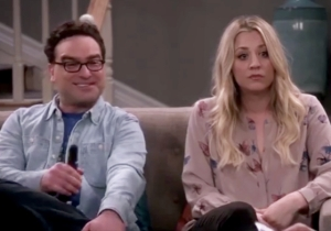 The 'Big Bang Theory' Laugh Track Replaced With Ricky Gervais Is Truly Terrifying