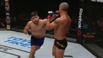 UFC Fight Night Fortaleza Results: Kelvin Gastelum Knocks Out Vitor Belfort In Brazil