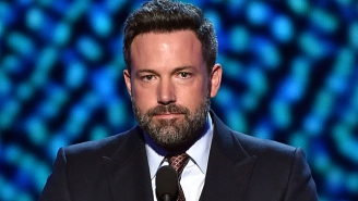 Ben Affleck Spoke Out About His Struggle With And Treatment For Alcohol Addiction