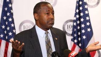 Ben Carson Refers To Slaves As 'Immigrants' Who Dreamed Of A Better Future For Their Children