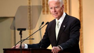 Joe Biden Scoffs At The White House's 'Romance With Putin' And Rex Tillerson's Plans To Visit Russia Before NATO