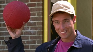 Adam Sandler Fondly Looks Back On Making Several Kids Cry While Playing Dodgeball During 'Billy Madison'