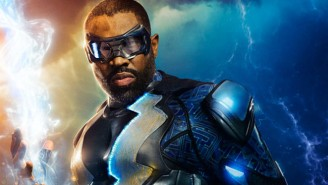 The CW Offers A First Look At 'Black Lightning'