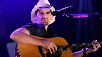 Brad Paisley Isn't Here For Your 'Selfie'