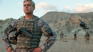 Netflix Unveils The Trailer For Brad Pitt's 'War Machine'