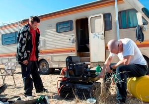 The 'Breaking Bad' Movie Is Currently Shooting In Familiar Locations
