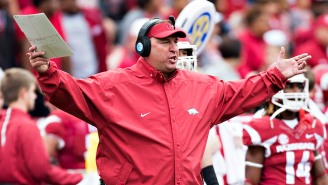 Arkansas Coach Bret Bielema Was Fired In Bizarre And Hasty Fashion