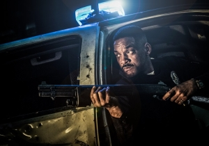 Joel Edgerton Is The 'Jackie Robinson Of Orcs' In This First Look At Will Smith's 'Bright'