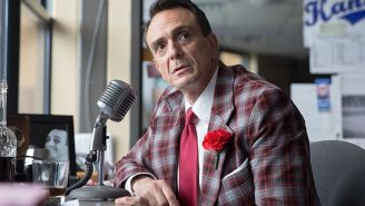Hank Azaria's Been Preparing For The Terrific Baseball Comedy 'Brockmire' Since He Was 15