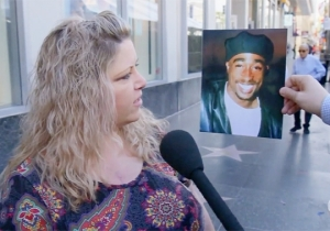 Jimmy Kimmel Asks Some Random Clueless People To Judge George W. Bush's 'Paintings'