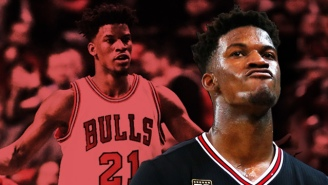 Jimmy Butler Is Proud To Play A Role In The NBA's Embrace Of Activism