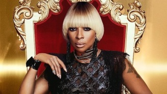 Kanye West, DJ Khaled And More Show Up On Mary J. Blige's New Album 'Strength Of A Woman'