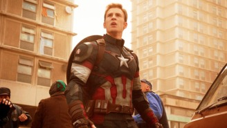 Captain America Ripped Piers Morgan A New One For Making Fun Of How James Bond Holds His Baby