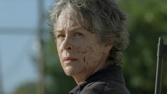 Carol Comes Out Of Retirement In The Latest Clip From 'The Walking Dead'