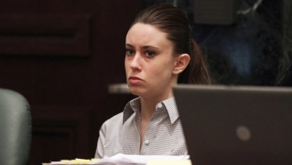 Casey Anthony Admits To Sleeping 'Pretty Good At Night' In Her First Interview Since Her Trial