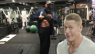 The Big Show Owes His New, Shredded Physique To A John Cena Zinger