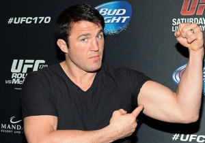 Chael Sonnen Will Finally Fight Wanderlei Silva And It's Going Down In Madison Square Garden
