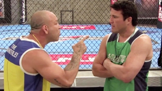Chael Sonnen Explains His Long-Running Beef With Wanderlei Silva Until Wand So Rudely Interrupts