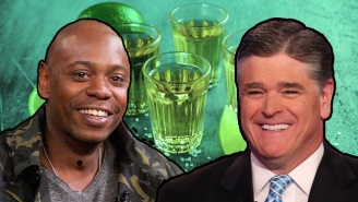 Sean Hannity Is The World's Biggest Dave Chappelle Fan, According To Norman Reedus