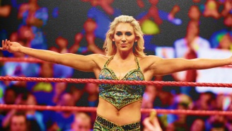 Charlotte Flair Gives Us Some Clues About Her WrestleMania Match