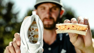 Adidas Is Selling A Pimento Cheese-Inspired Golf Shoe For The Masters