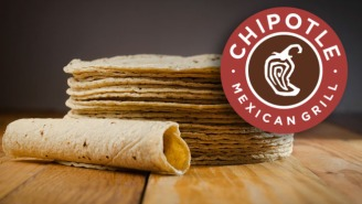 Chipotle Has Completed Their 'Clean Tortilla' Quest, Making Them A Preservative Free Chain