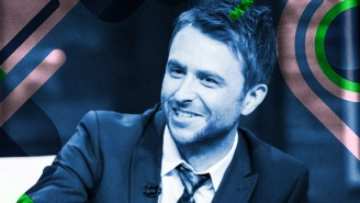 Chris Hardwick Wants To Bring 'Talking' Back To Talk Shows