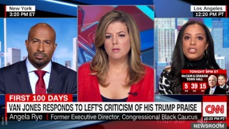 Van Jones Warns Democrats After They Criticize Him For Praising Trump: 'The Virus Is Mutating'