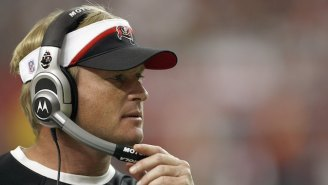 An NFL Prospect Had To Explain To Jon Gruden Who Future Is