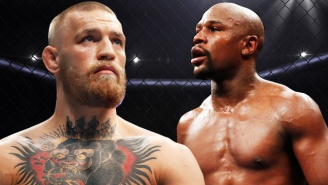 Damn The Odds, Tons Of People Are Still Betting On Conor McGregor To Beat Floyd Mayweather