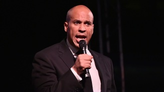 Cory Booker Sort Of Addresses That Rumored Presidential Run At SXSW: 'I Don't Know What The Future Holds'
