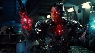 Cyborg Makes His Debut In A 'Justice League' Teaser