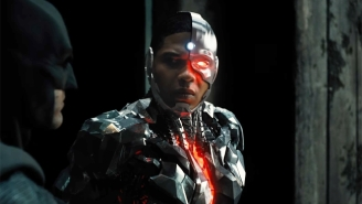 Joss Whedon's 'Justice League' Reshoots Have Lightened Up Cyborg