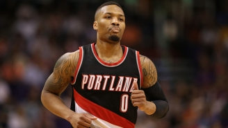 Damian Lillard Reluctantly Offered Up His MVP Pick