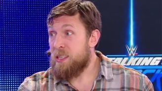 Did Daniel Bryan Tease A Return To The Ring On Talking Smack?