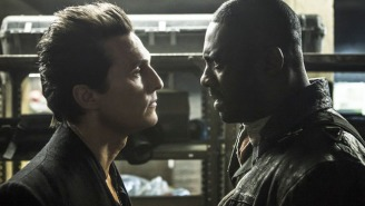 Stephen King's 'The Dark Tower' Turns The World On Its Head For Its First Teaser Poster