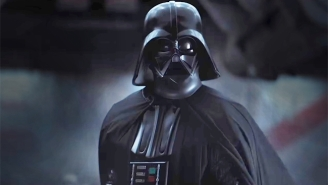 Darth Vader's Memorable 'Rogue One' Scene Wasn't Part Of The Film Until The Very Last Moment