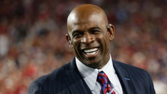 Deion Sanders Once Walked Out On A Team Before The NFL Draft