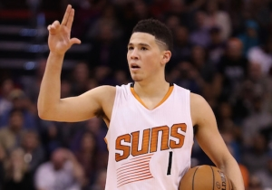 Devin Booker Wants To Build A Superteam In Phoenix