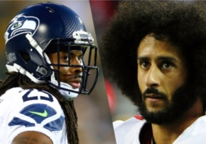 Richard Sherman Believes Colin Kaepernick Is Being Blackballed By NFL Teams